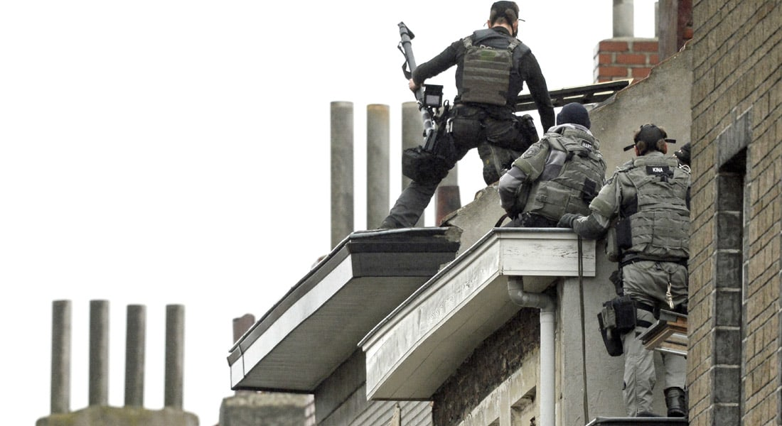 """مصدر لـCNN: القياديان في """"داعش"""" عبدالحميد أباعود وسليم بن غالم ربما هما العقل المدبر لهجمات باريس"""