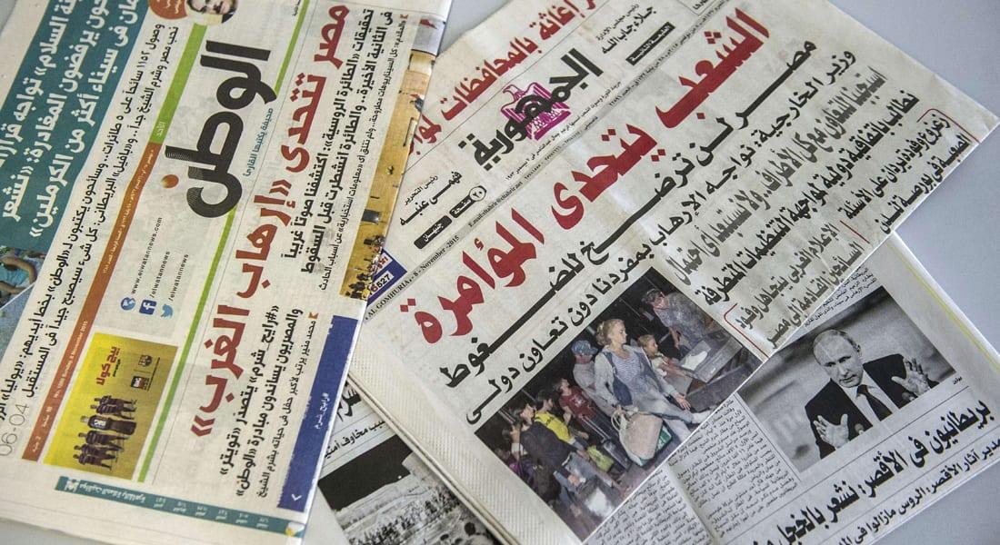 """فهمي هويدي يكتب عن """"المؤامرة التي تدبر"""" من الخارج لمصر"""