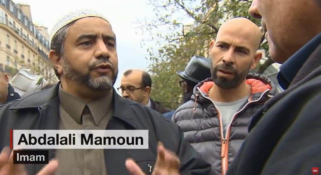 إمام مسجد بفرنسا عبر CNN لمؤيدي داعش: أنتم على خطأ وسيقودونكم إلى التهلكة والنار.. وناشطة فرنسية لـCNN: هل قصف الرقة يساعد باريس؟