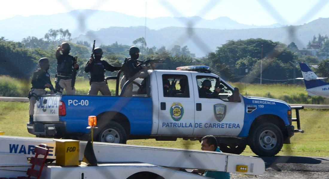"""اعتقال 5 سوريين بحوزتهم جوازات سفر يونانية """"مزورة"""" في هندوراس"""