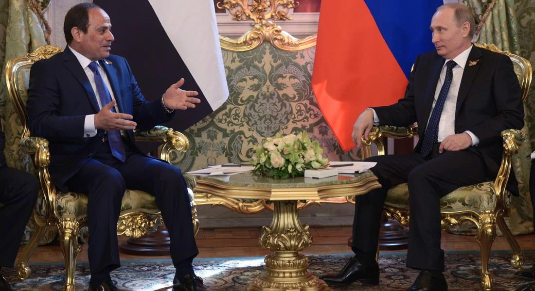 """السيسي يعلن عن اتفاق مع روسيا لإنشاء أول محطة نووية في مصر: تستطيع تحمل """"اصطدام طائرة"""""""