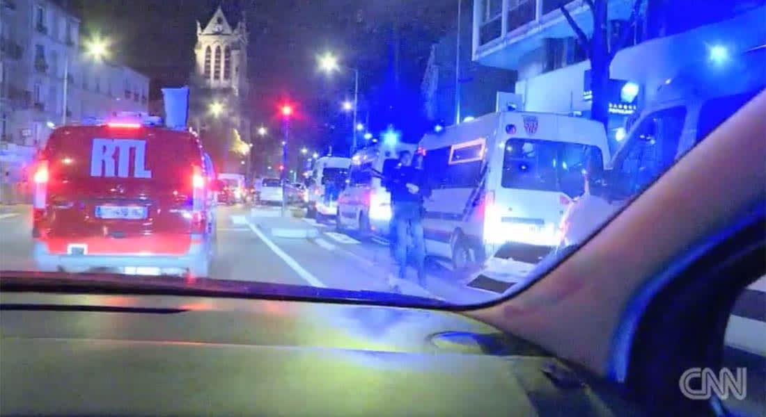 بعد هجمات باريس.. 3 توجيهات جديدة من مكتب مكافحة الإرهاب ببريطانيا بحالة التعرض لهجوم: لا تتمدد على الأرض وتتظاهر بالموت