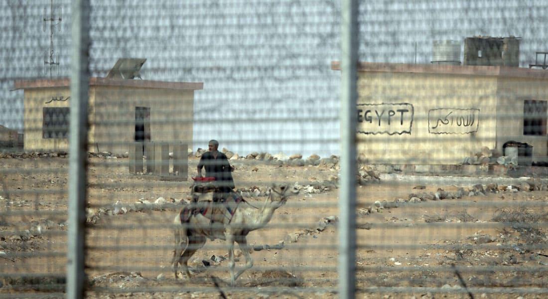 """مصر.. مقتل 5 سودانيين في اشتباك بين قوات الجيش و""""متسللين"""" قرب الحدود مع إسرائيل"""