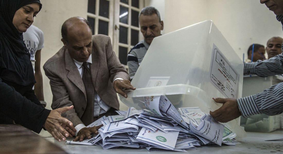 انتخابات مصر.. 37 ألف و100 ناخب أدلوا بأصواتهم في 139 لجنة بالسفارات والقنصليات بالخارج