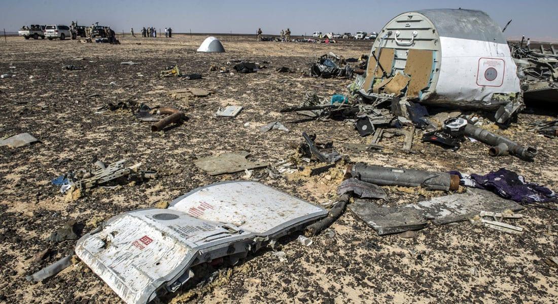 """كارثة """"متروجيت 6298"""".. وفد روسي بالقاهرة مجدداً لاستكمال التحقيق بأسباب تحطم الطائرة"""