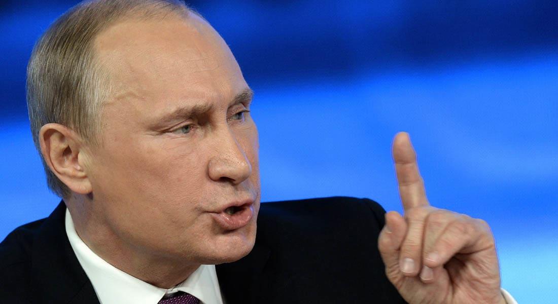 بوتين: الطائرة الروسية كانت على بعد 4 كيلومترات عن حدود تركيا.. والحادث سيكون له تبعات وخيمة
