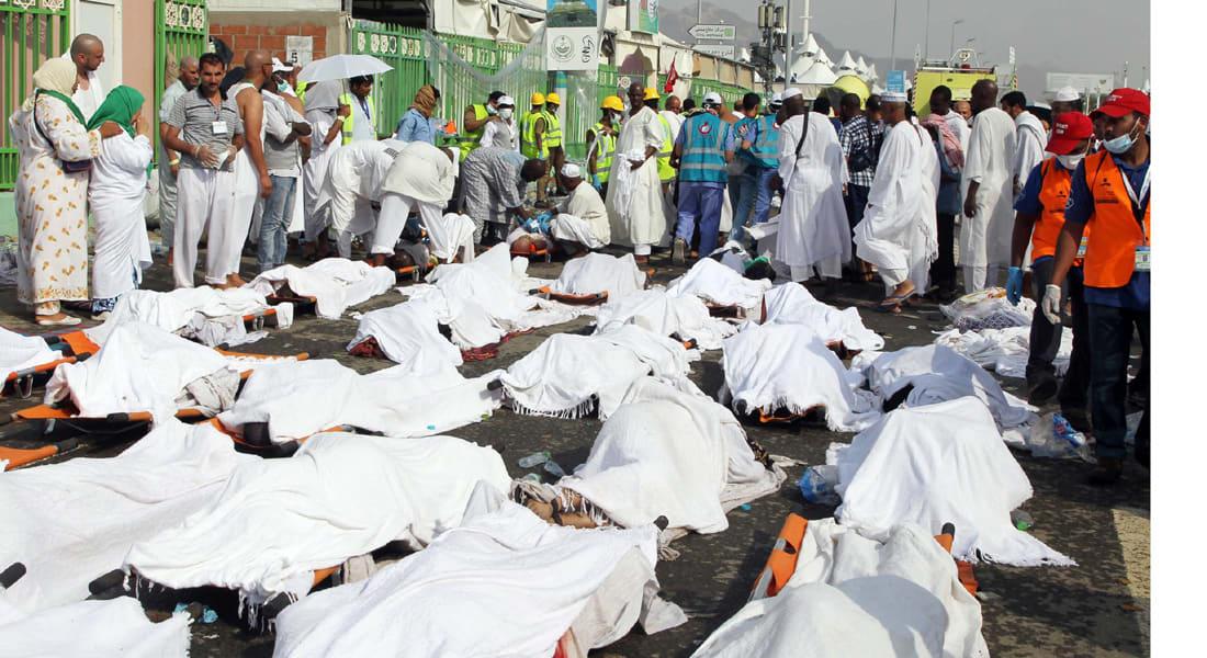 """إيران تعلن التعرف على جثمان السفير """"آبادي"""" ضمن ضحايا تدافع منى.. وأوحدي: 15 حاجا مفقودون في السعودية"""