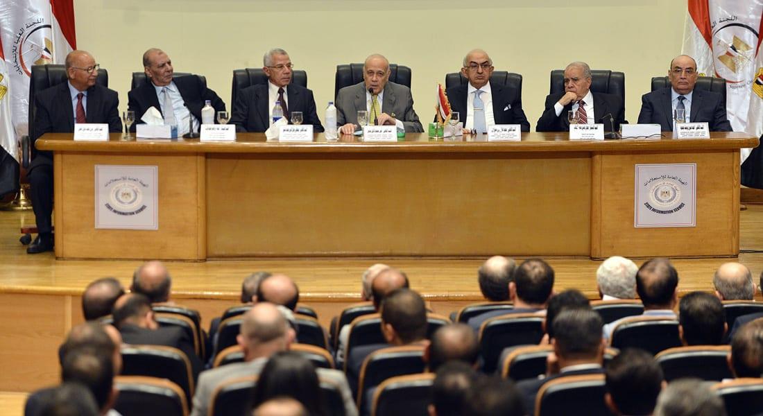 """انتخابات مصر.. فوز 9 مرشحين والإعادة بـ99 دائرة و""""في حب مصر"""" تحسم جميع مقاعد القائمة"""