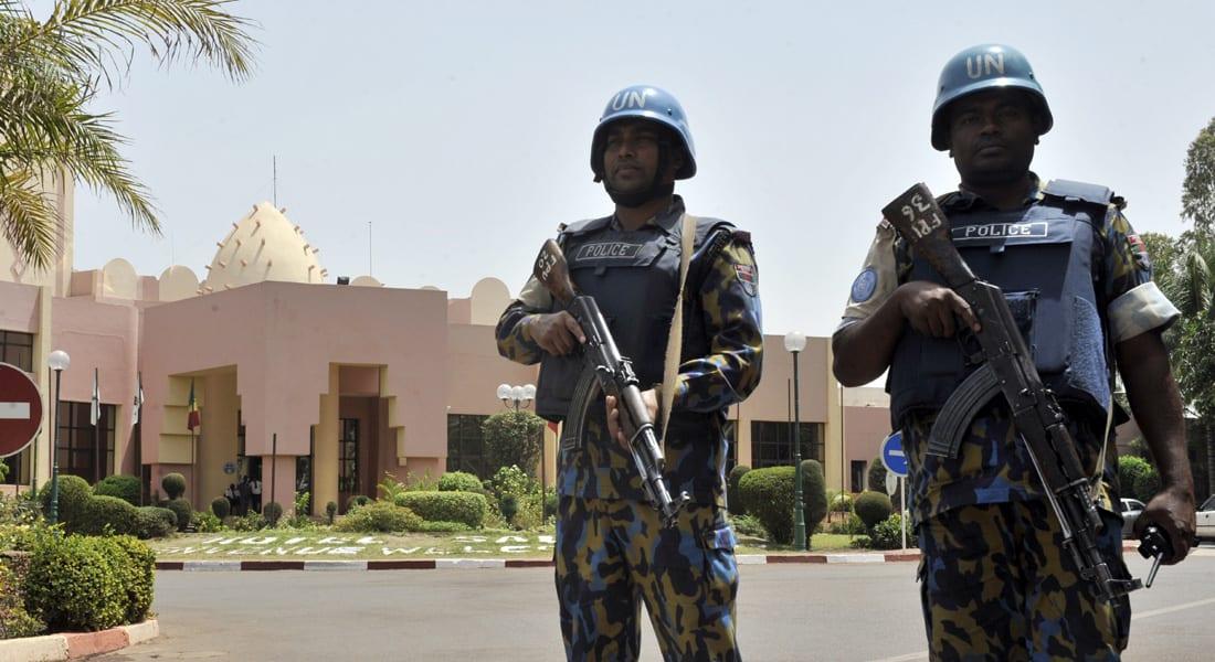 """مالي.. 3 قتلى و20 جريحاً في هجوم بقذائف """"مورتر"""" على قاعدة لقوات حفظ السلام"""