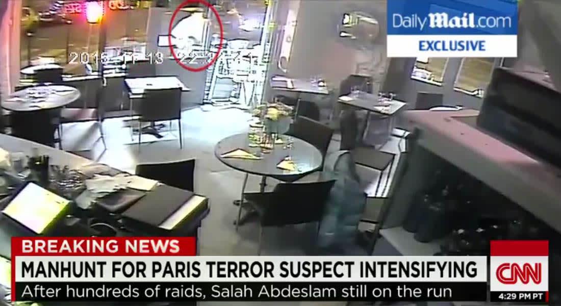 مصدر: الاستخبارات الفرنسية تعمل بنظرية أن صلاح عبدالسلام سافر لسوريا.. ومخططات أخرى جاهزة كانت بصدد التنفيذ