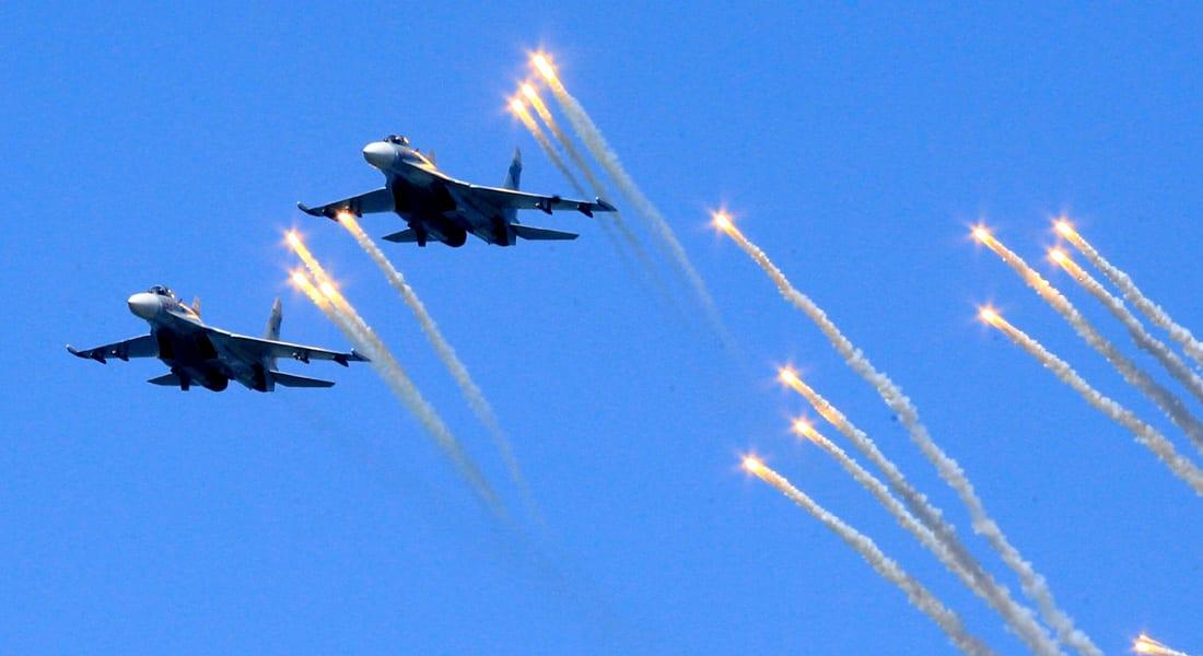 """بعد إسقاط """"سو – 24"""" بنيران مقاتلات تركية.. روسيا تزود مقاتلاتها في سوريا بصواريخ """"جو – جو"""""""