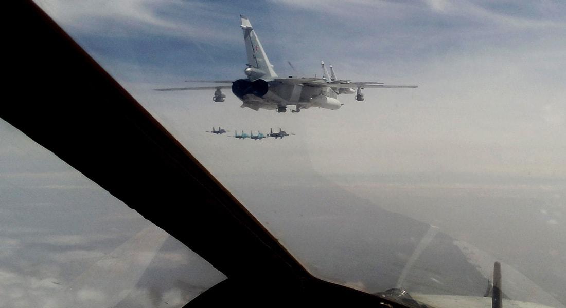 """روسيا تحمّل """"الناتو"""" مسؤولية إسقاط القاذفة """"سو -24"""" في سوريا بتوفير """"غطاء سياسي"""" لتركيا"""