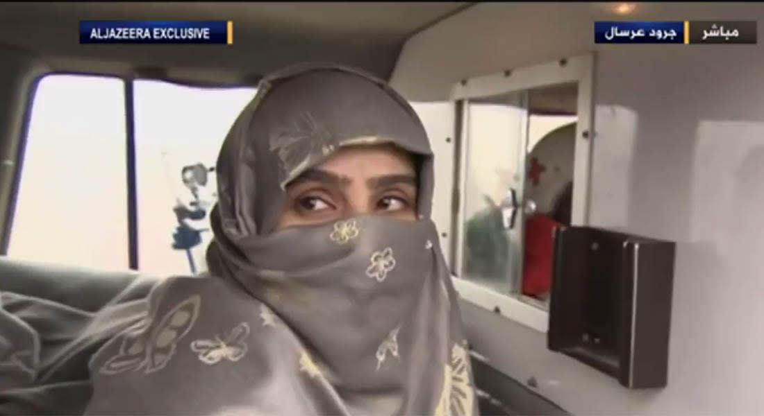 ضجة بإطلاق لبنان سراح سجى الدليمي زوجة زعيم داعش السابقة بصفقة مع النصرة.. ومغردون: أخوها أمير بالجبهة