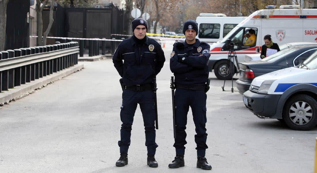 """عمدة """"بيرم باشا"""" بتركيا: الانفجار سببه قنبلة والجرحى 5 للآن"""