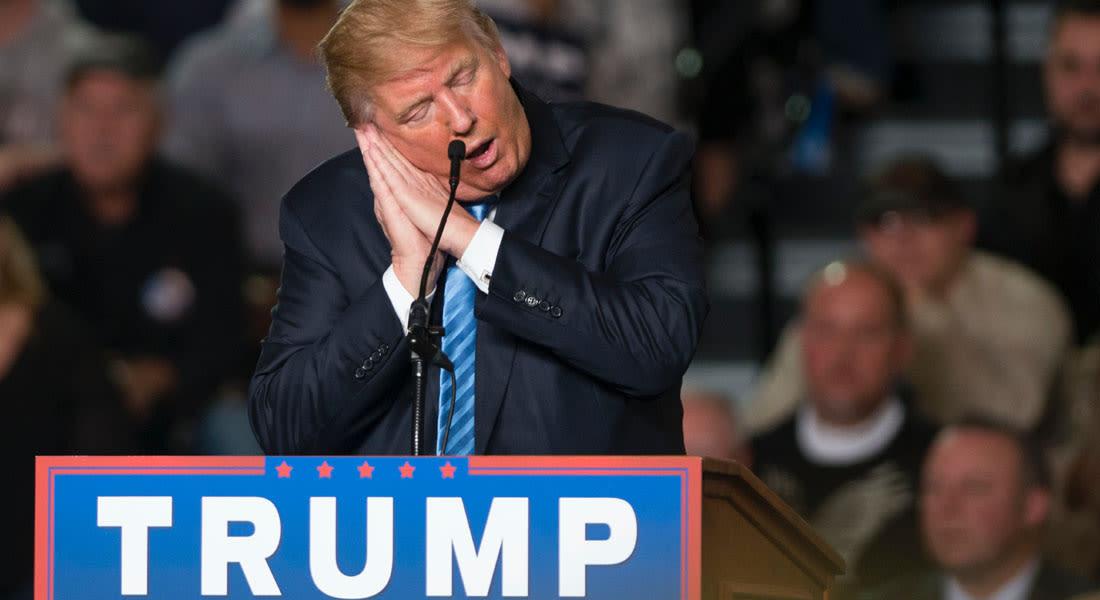 دونالد ترامب: أميل للجانب الأمني في أمريكا