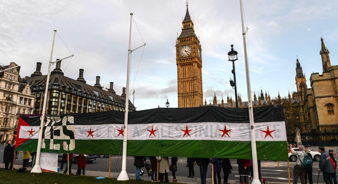 """بعد مناقشات عاصفة لأكثر من 10 ساعات.. برلمان بريطانيا يقر قصف مواقع """"داعش"""" في سوريا"""
