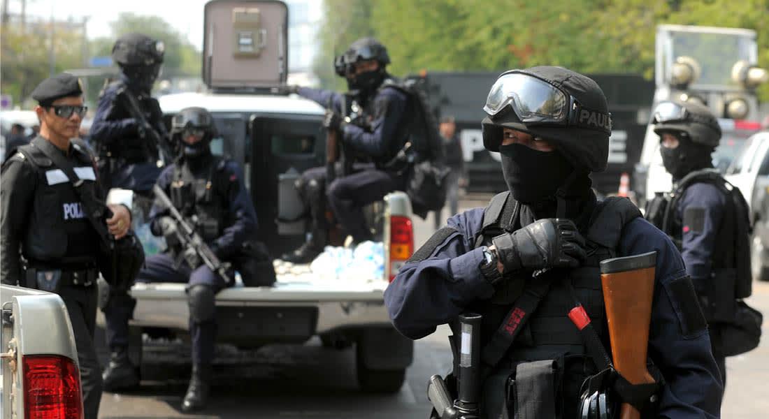 بمذكرة استخباراتية مسربة: 10 سوريين يشتبه بصلتهم مع داعش دخلوا تايلاند لضرب أهداف روسية