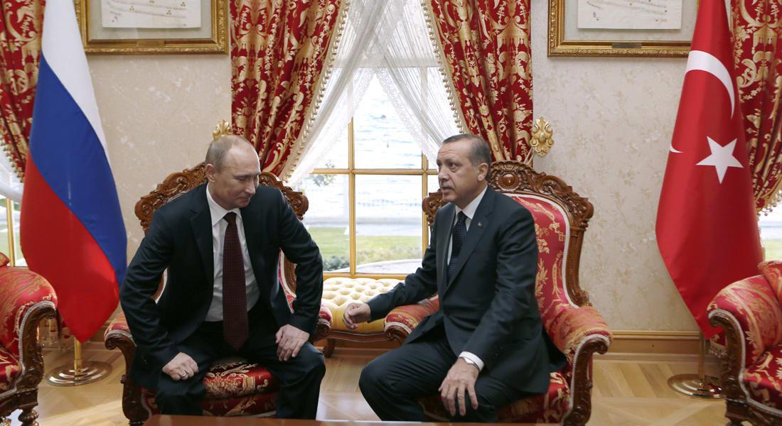 بوتين يبحث مع مجلس الأمن الروسي الوضع في سوريا.. وأردوغان: هل يمكن لمن يعمل كافة أشكال الوقاحة لدعم النظام السوري أن يقدر حياة الإنسان؟