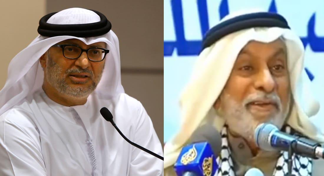 قرقاش يردّ على النفيسي بعد اتهامه الإمارات دون تسميتها بالتنسيق مع الحوثي وصالح