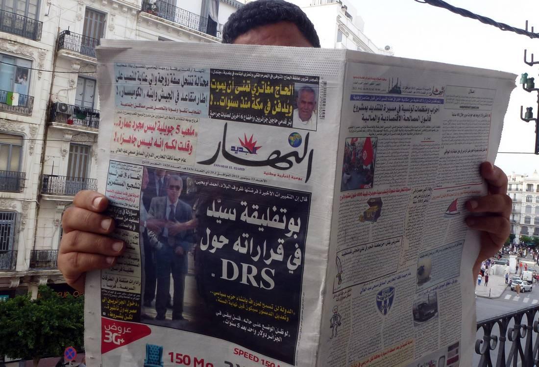 بعدما صام عن الكلام ربع قرن.. الرئيس السابق للاستخبارات الجزائرية يخلق ضجة واسعة برسالة قوية
