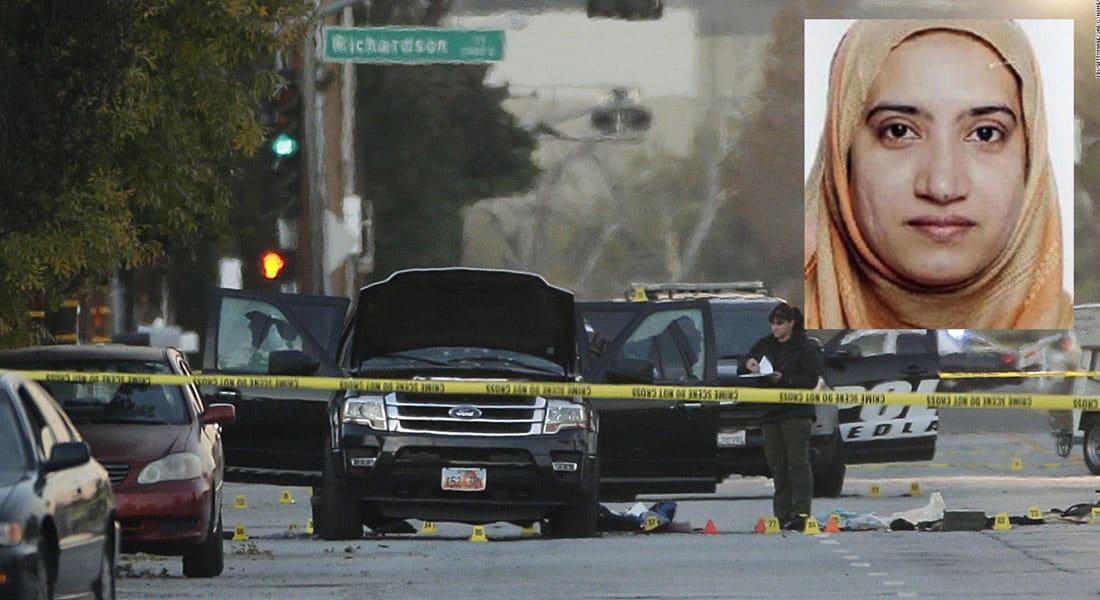 """منفذة هجوم """"سان برناردينو"""" تاشفين مالك.. من هي؟.. هذا كل ما نعرفه"""