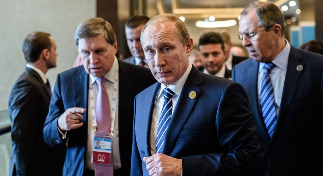 """توقيف تركيا لصحفيين روس يفاقم الأزمة بين موسكو وأنقرة وبوتين يطلب خبراء دوليين لفتح صندوق """"سو – 24"""""""