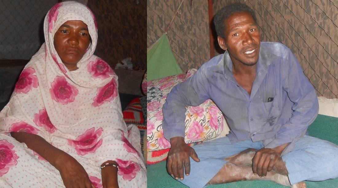 """""""الحراطين"""" يتهمون الرئيس الموريتاني بـ""""التقليل من شأنهم"""" وإنكار معاناتهم من ظاهرة العبودية"""
