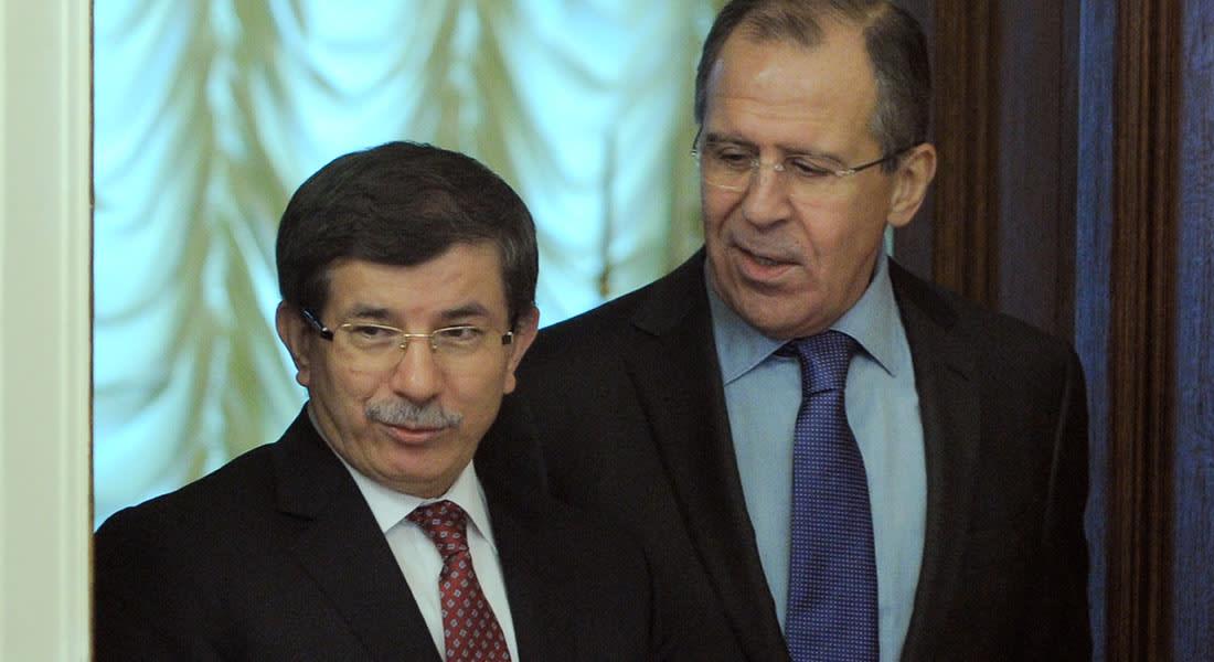"""روسيا ترد على اتهامات داود أوغلو بـ""""التطهير العرقي"""": قادة تركيا انفصلوا بشكل كامل عن الواقع"""