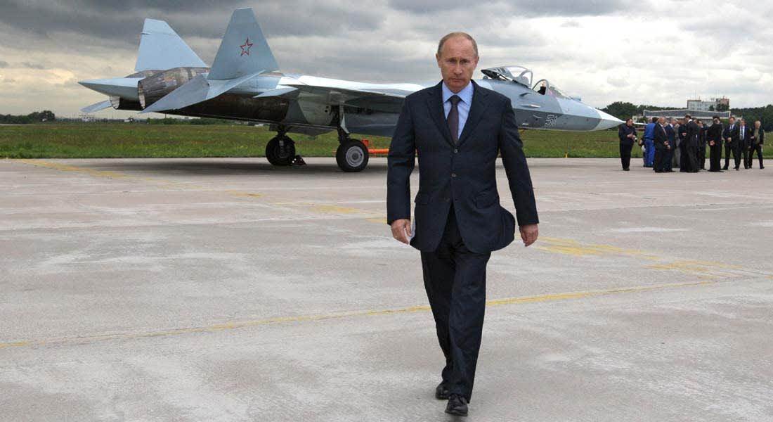 بوتين يحذر من مغبة التحرش بالعسكريين الروس في سوريا.. وشويغو: نفذنا 4 آلاف طلعة ودمرنا 8 آلاف هدف