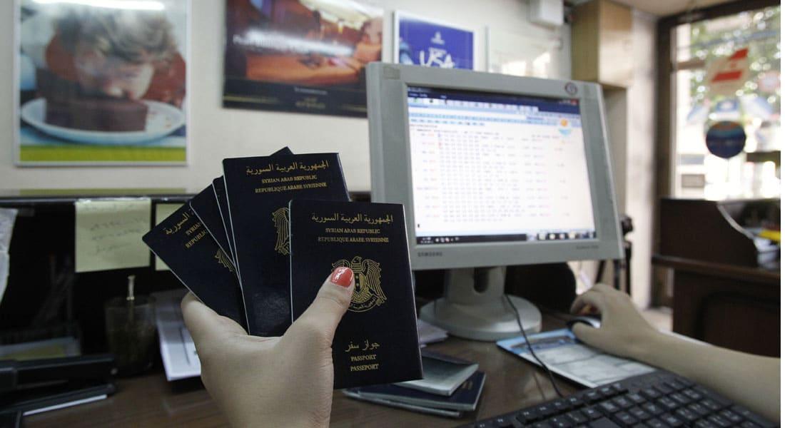 """مصدر لـCNN: تقرير استخباراتي أمريكي يرصد قدرة """"داعش"""" على إصدار جوازات سفر سورية بعد سيطرته على معدات حكومية"""