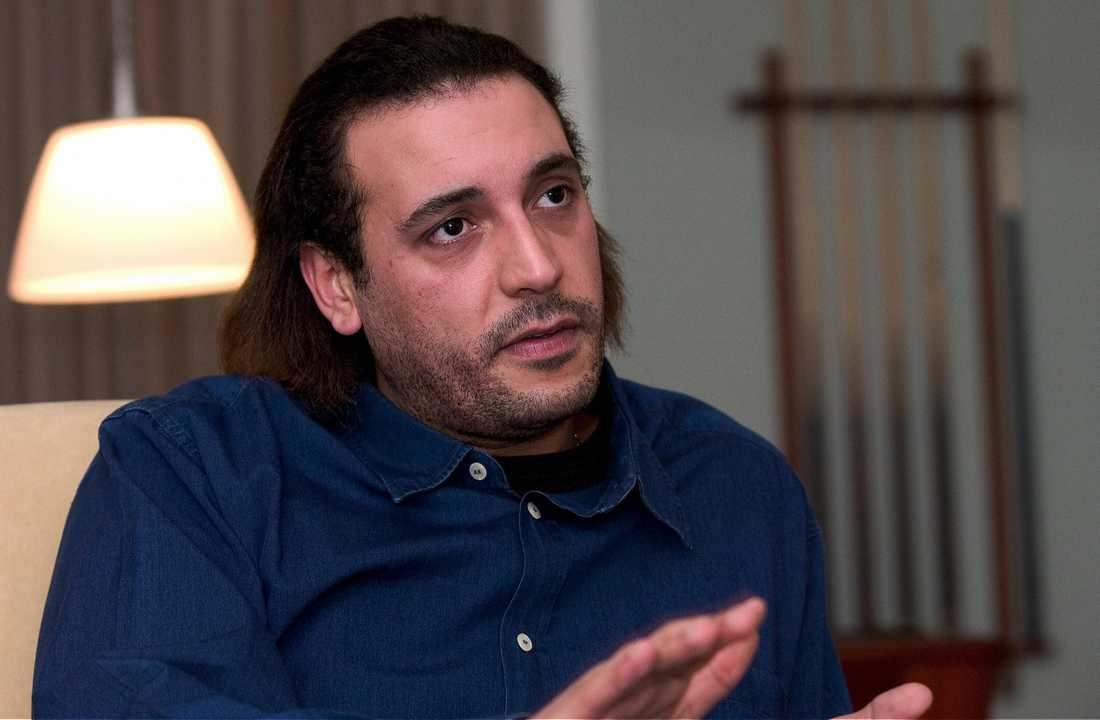 الإفراج عن هنبيعل القذافي بعد اختطافه من طرف مسلّحين في لبنان بسبب قضية اختفاء موسى الصدر