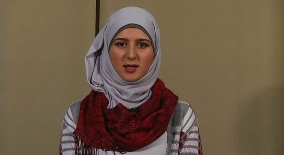 لجأت من العراق إلى سوريا ومنها إلى تركيا.. آية لـCNN: ليس كل المسلمين أو العرب سيئون.. وجئنا بحثا عن بداية جديدة
