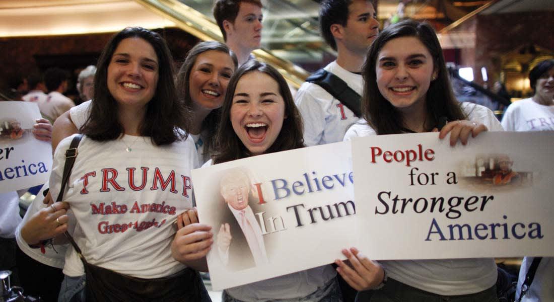 محلل لـCNN: أغلب مؤيدي ترامب من النساء.. والمرشح سيطر على الإعلام الأسبوع الماضي دون إنفاق دولار واحد