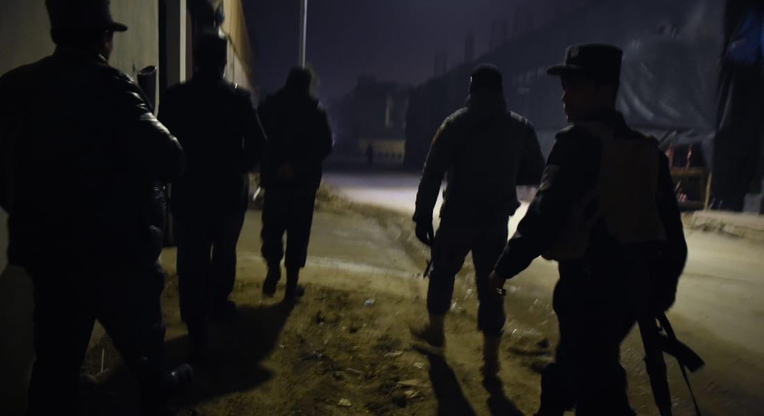 أفغانستان تعلن عن مقتل ستة أشخاص في الهجوم على السفارة الإسبانية بكابول