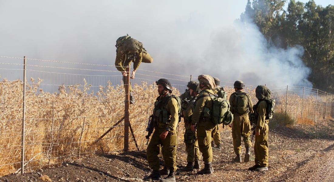 """رداً على مقتل القنطار.. صواريخ من لبنان تسقط بـ""""الجليل"""" وصافرات الإنذار تدوي بشمال إسرائيل"""
