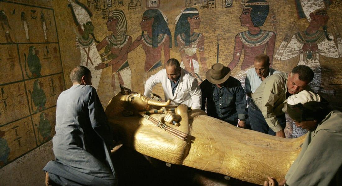 مصر على وشك كشف أثري تاريخي.. مرضعة الملك توت عنخ آمون هل هي أخته الكبرى؟