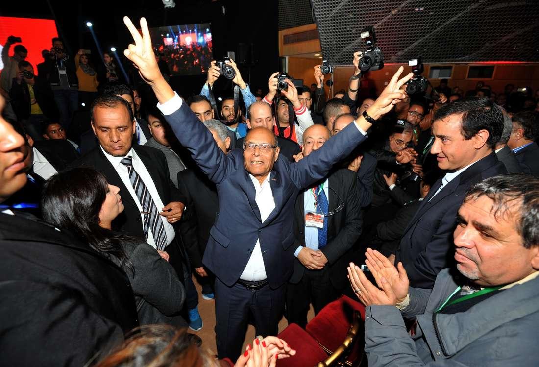 المرزوقي في تأسيس حزبه الجديد: الحكومة التونسية فشلت.. ولن نعد الشعب إلّا بما نقدر عليه