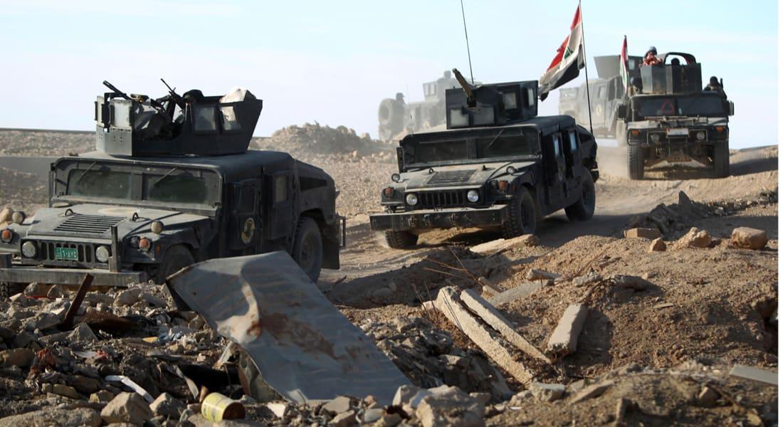 الجيش العراقي يعلن بدء عملية استعادة الرمادي.. ومصادر لـCNN: داعش يستخدم المدنيين كدروع بشرية