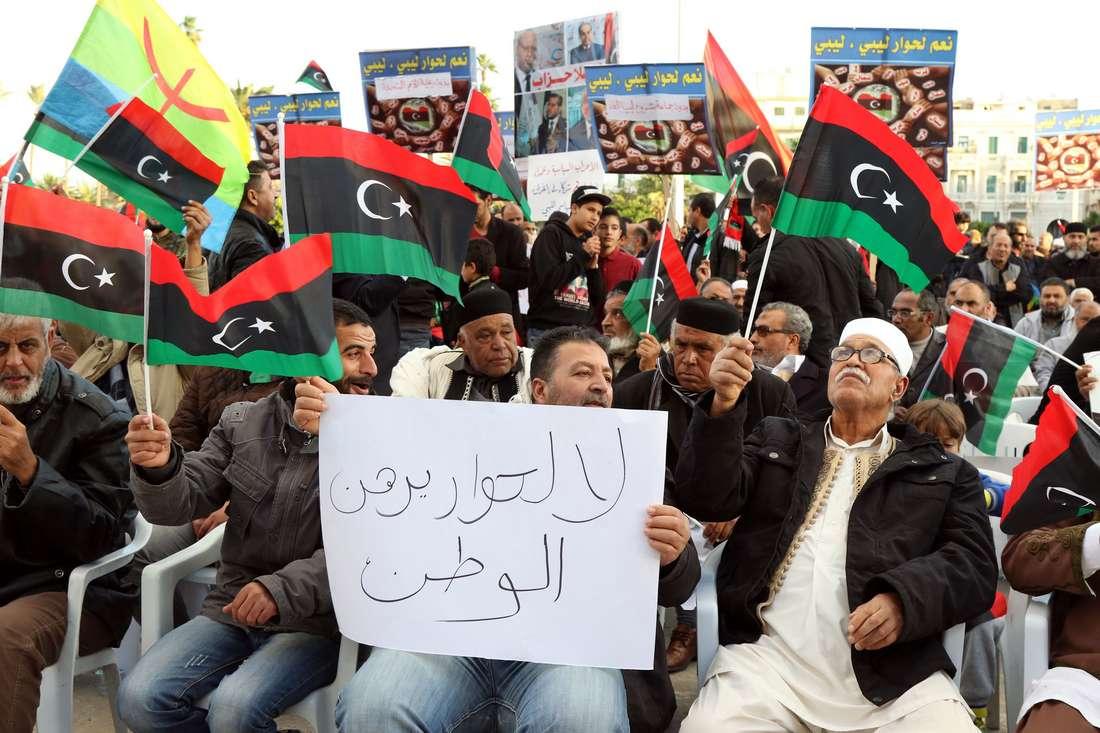 أطراف ليبية تتجه إلى روسيا لدعم الحوار الداخلي ورفض حكومة فائز السراج