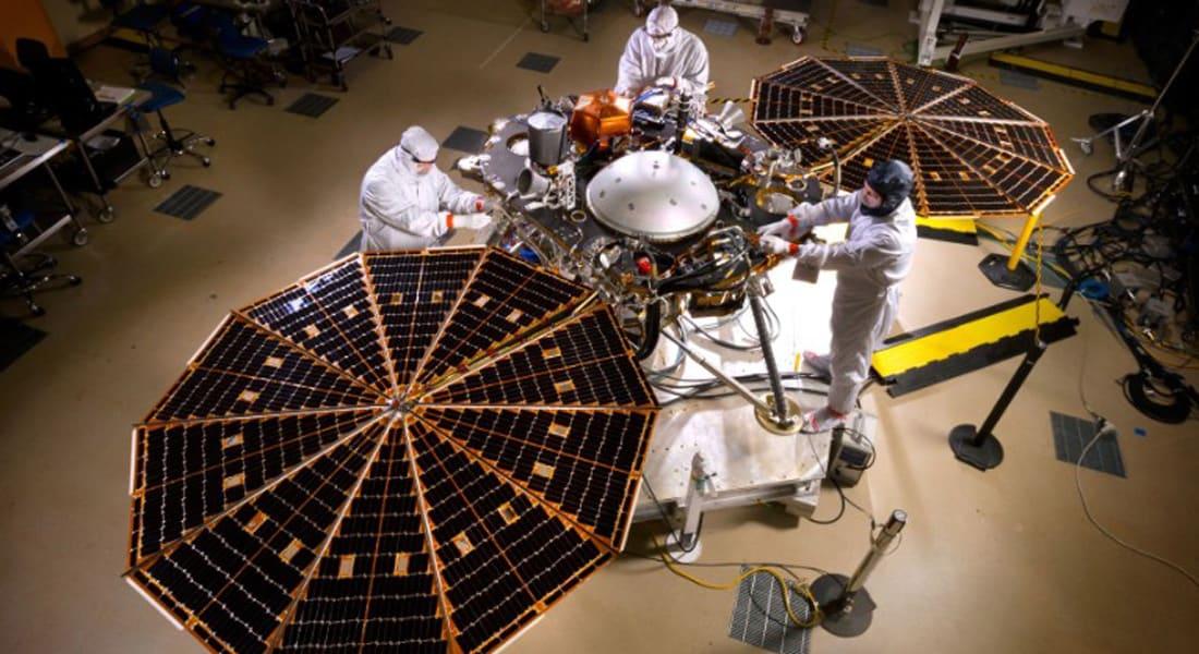 تسرب يؤدي إلى إيقاف عملية ناسا الفضائية القادمة