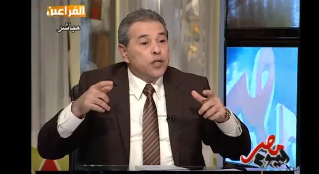 توفيق عكاشة يرد على الانتقادات بعد تهديده بالسفر واتهامه الأمن المصري باستهدافه: بأدبوني عشان أنا قليل الأدب؟