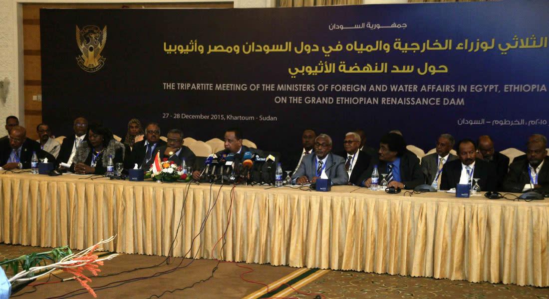"""مفاوضات """"سد النهضة"""".. القاهرة تتمسك بـ""""إعلان المبادئ"""" وجولة جديدة بالخرطوم مطلع فبراير"""