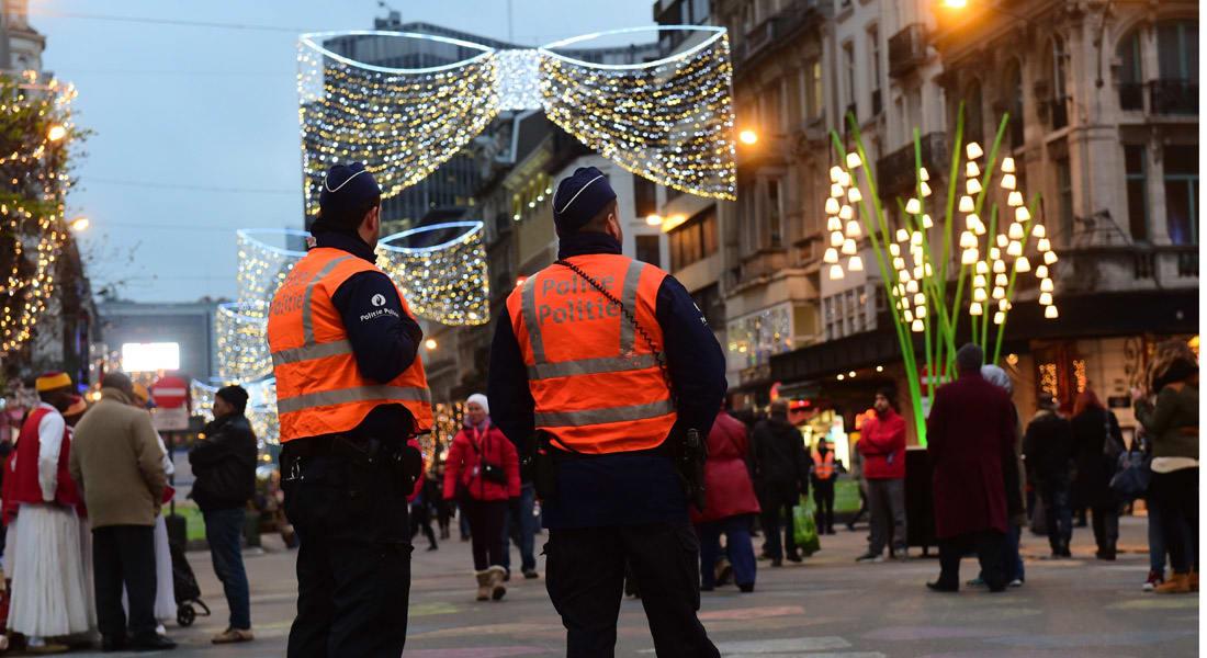 عمدة العاصمة البلجيكية بروكسل يعلن إلغاء احتفالات العام الجديد خوفا من هجمات إرهابية