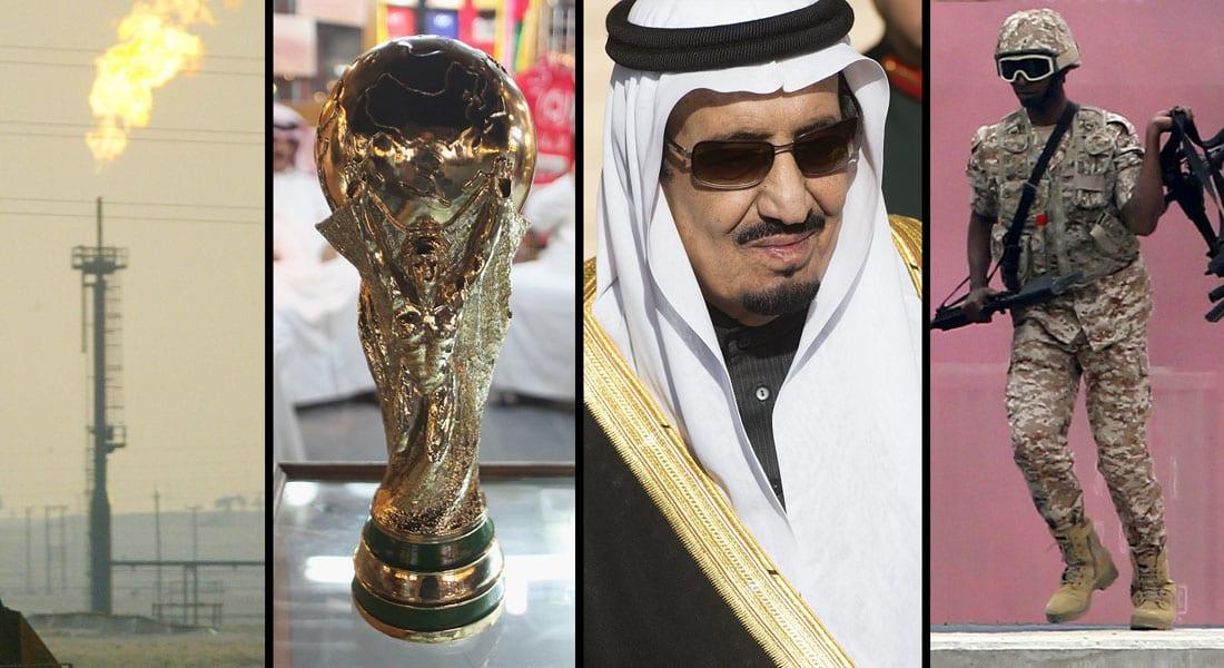 تولي الملك سلمان وعاصفة الحزم وهجمات داعش ومونديال قطر.. أبرز أحداث الخليج خلال 2015