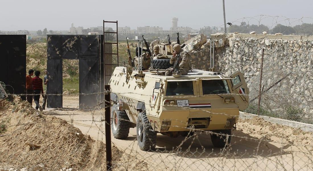 """مصر: الجيش يؤكد مقتل 61 وضبط 10 """"تكفيريين"""" خلال 48 ساعة ضمن عملية """"حق الشهيد"""" بسيناء"""