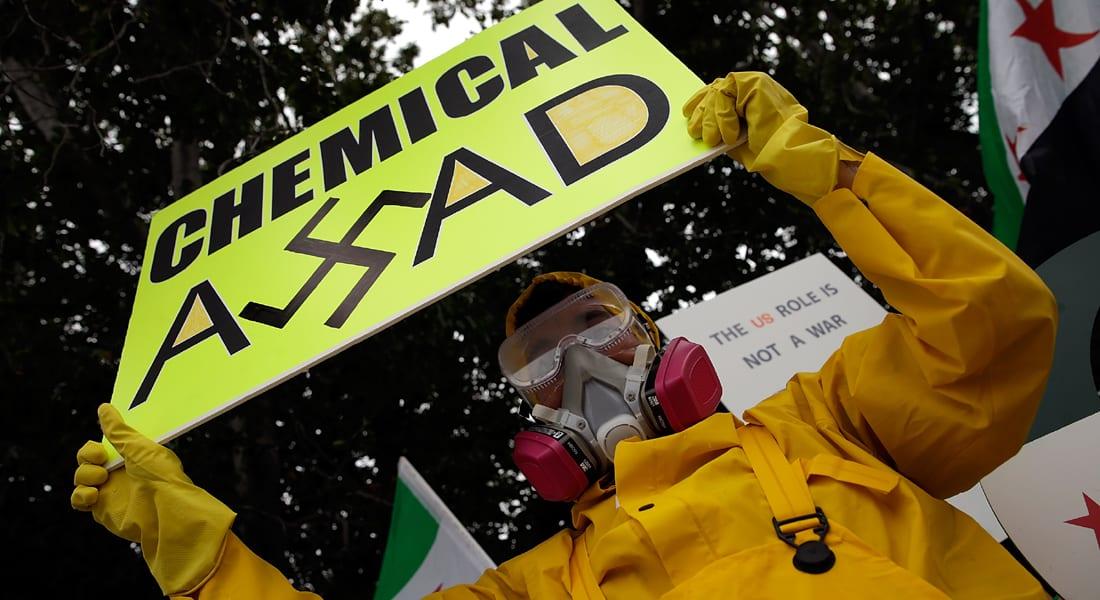 """منظمة حظر الأسلحة الكيميائية تؤكد تدمير """"كل"""" ترسانة سوريا الكيماوية المعلن عنها"""