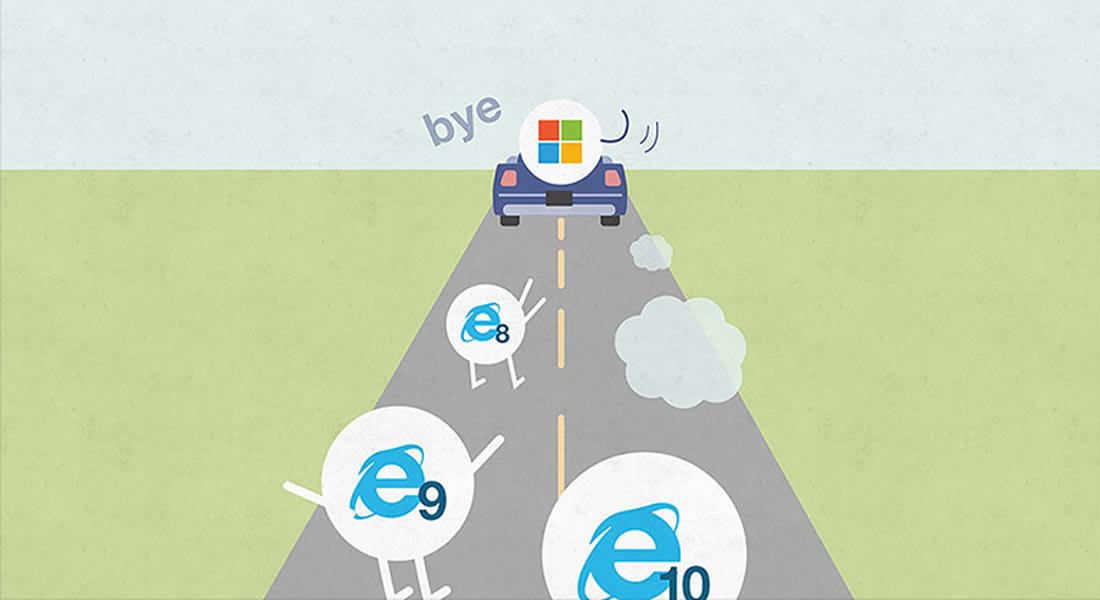 """هل سنودع """"مايكروسوفت إكسبلورر"""" قريباً؟"""