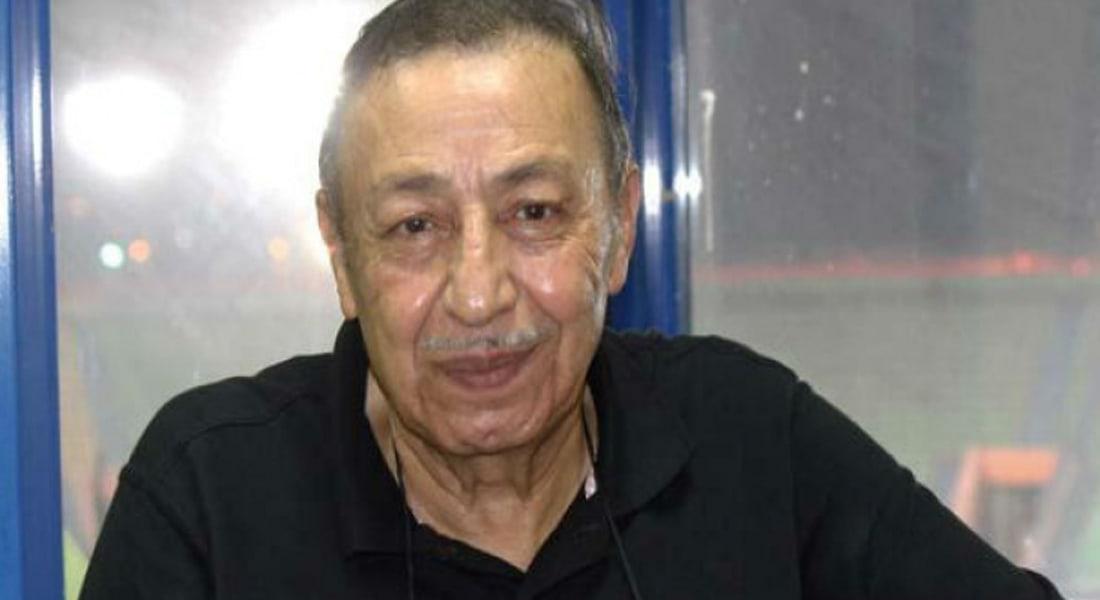 """وفاة """"ثعلب"""" كرة القدم المصرية حمادة إمام عن 67 عاماً بعد صراع مع المرض"""