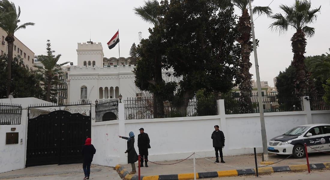 """أزمة """"اختفاء"""" 21 مصرياً في ليبيا.. الخارجية تبعث رسائل طمأنة إلى الأهالي وتناشدهم توخي الحذر"""