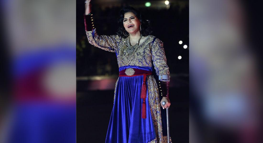 """فيديو ساخر يثير غضب أحلام من نوال الكويتية.. و """"جبسها الأخضر"""" يُشعل تويتر"""